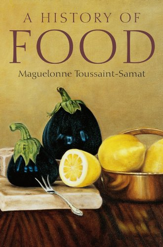 Download A History of Food 1405181192