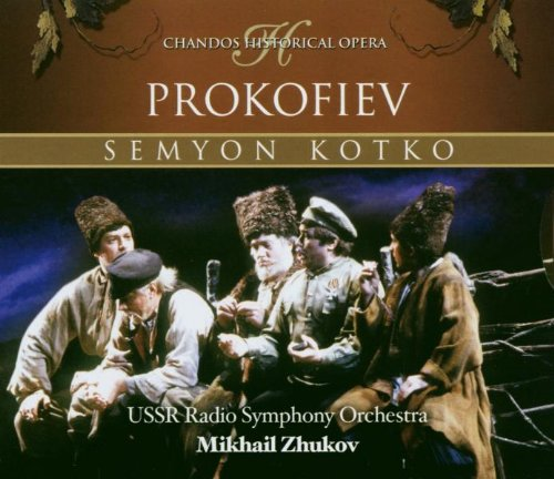 Semyon Kotko (Sung in Russian)