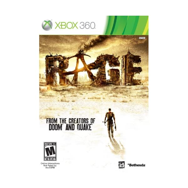 Rage (輸入版) - Xbox360の商品画像