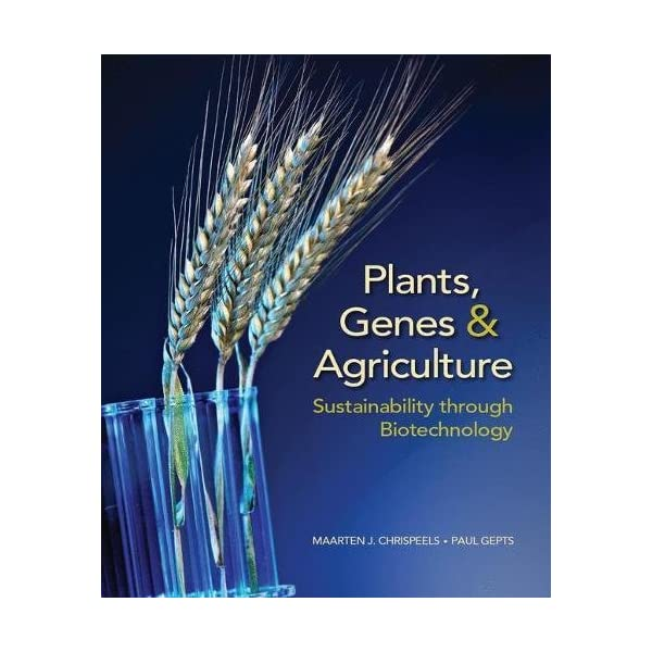 Plants, Genes, and Agric...の商品画像