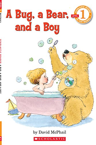 A Bug, a Bear, and a Boy (HELLO READER LEVEL 1)の詳細を見る