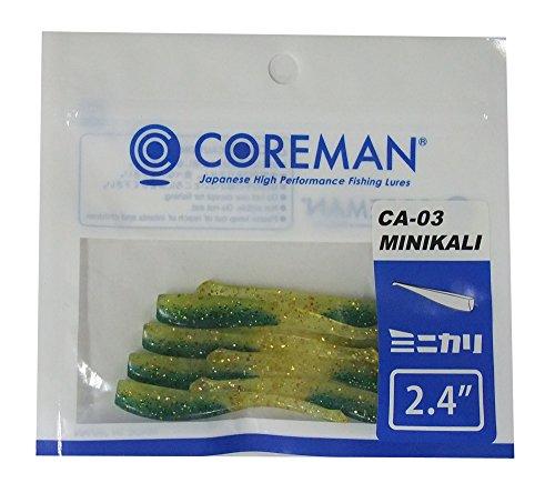 COREMAN(コアマン) ルアー CA-03 ミニカリ #044イワシゴールド