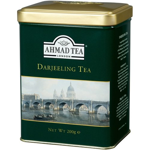 AHMAD TEA (アーマッドティー) ダージリン 200g