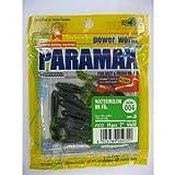エコギア(Ecogear) ルアー パラマックス 5インチ #005 パンプキンレッド/コッパーブラックフレーク