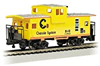 Bachmann Trains Chessie 36' Wide Vision Caboose-Ho Scale