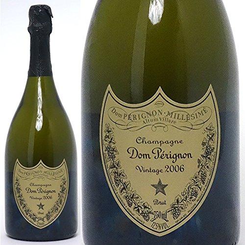 ドンペリ [2006] 750ml 箱なし正規品 (シャンパーニュ)白【シャンパン コク辛口】((VAMH02A6))