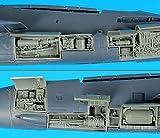 ブラックドッグ 1/48 F-14D トムキャット用電子機器 左右セット (AMK用) (HAUA48099 + A48100) プラモデル用パーツ HAUA48102