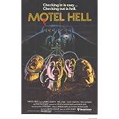 Motel Hell - 映画ポスター - 11 x 17