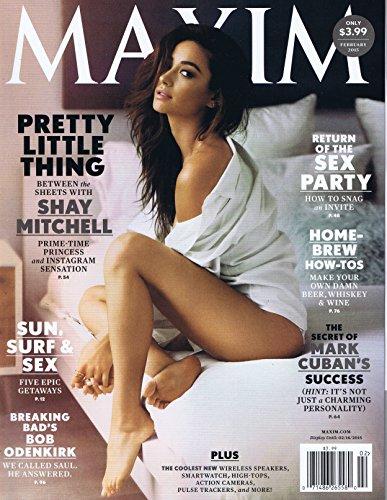 Maxim [US] February 2015 (単号)
