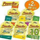 Amazon.co.jp【PowerBar GEL】パワージェルおためし10個セット (各2個)