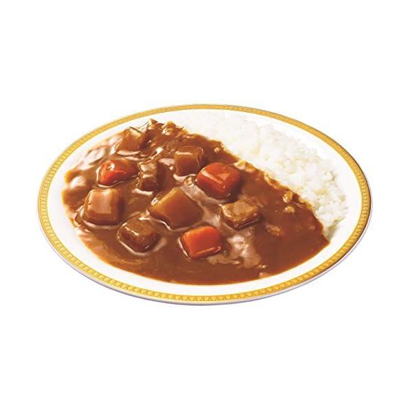 江崎グリコ 常備用カレー職人3食パック甘口 1...の紹介画像3