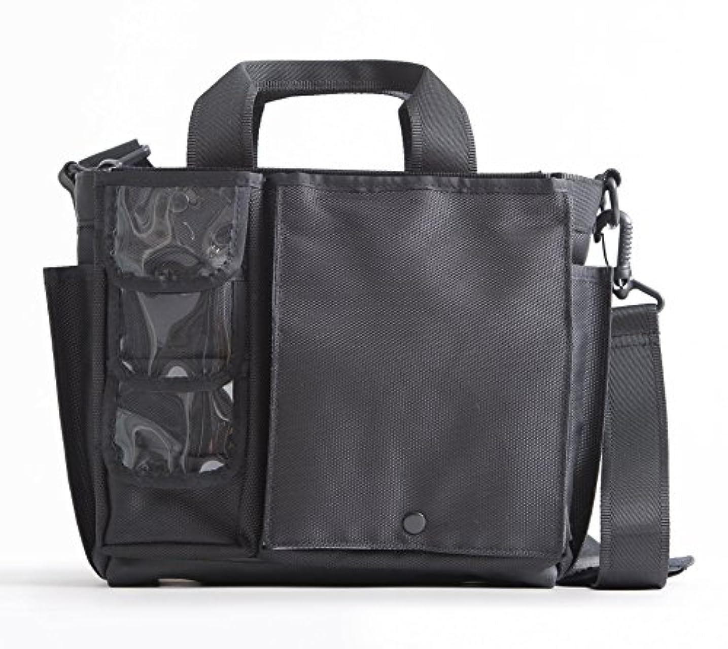 潤滑する質素なコーラスヘアメイクロケーションバッグ【Felicela Professional フェリセラプロフェッショナル】
