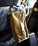 GORDON MILLER CORDURA TISSUEBOX COVER ティッシュボックス カバー ケース 車 吊り下げ ベージュ コヨーテ 1578290