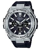 CASIO(カシオ) 腕時計 G-SHOCK ジーショック G-STEEL 時計 アナデジソーラー GST-S130C-1A メンズ [並行輸入品]