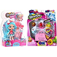 Shopkins shoppie Jessicake Plus Season 4 Shopkins 5パック