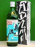 島流し 芋麦焼酎、35度、700ml、東京都、八丈島酒造合名会社