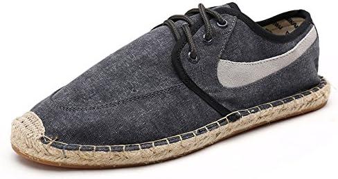 les chaussures décontracté de tennis drving hommes plein air décontracté chaussures toile 013370