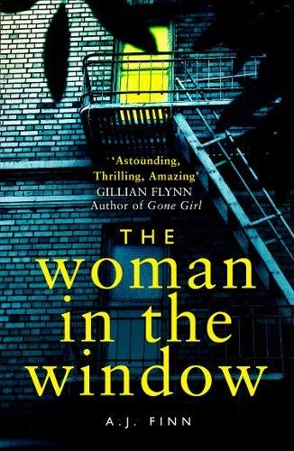 The Woman in the Window: The Most Exciting Debut Thriller of 2018