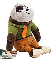 Disney 's Zootopiaフラッシュslothmore Mini Plush Toy