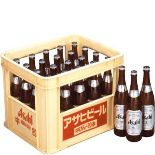 アサヒ スーパードライ中瓶500ml×20本入
