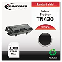 IVRTN430 TN430 Compatible, Remanufactured, TN430 Laser Toner, 3000 Page-Yield, Black by Innovera