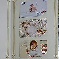 浜崎あゆみ 図書カード3枚セット