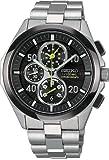 [セイコー]SEIKO 腕時計 IGNITION イグニッション 1/100秒クロノグラフ SBHP025 メンズ