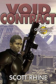 Void Contract (Gigaparsec Book 1) by [Rhine, Scott]