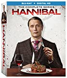 Hannibal: Complete Season 1-3 Bundle [Blu-ray] [Import]