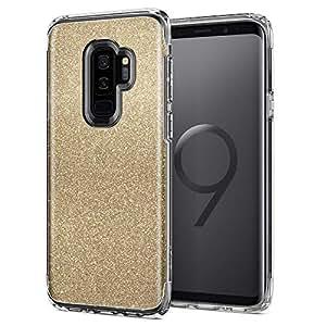 For Samsung Galaxy S9 Plus Case, Spigen® [Slim Armor Crystal Glitter] Variation Parent 593CS22972