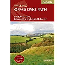 Offa's Dyke Path: National Trail following the English-Welsh Border (Cicerone Walking Guide)