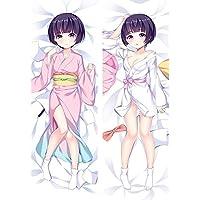 千寿ムラマサ カスタム 抱き枕カバー 両面プリント 2WAYトリコット アニメ 漫画 150x50cm