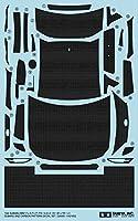 タミヤ 1/24 ディテールアップパーツシリーズ No.58 スバル BRZ デカール カーボンパターン プラモデル用パーツ 12658