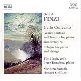 フィンジ:チェロ協奏曲Op.40/ピアノと弦楽のためのエクローグOp.10/大幻想曲とトッカータ Op.38