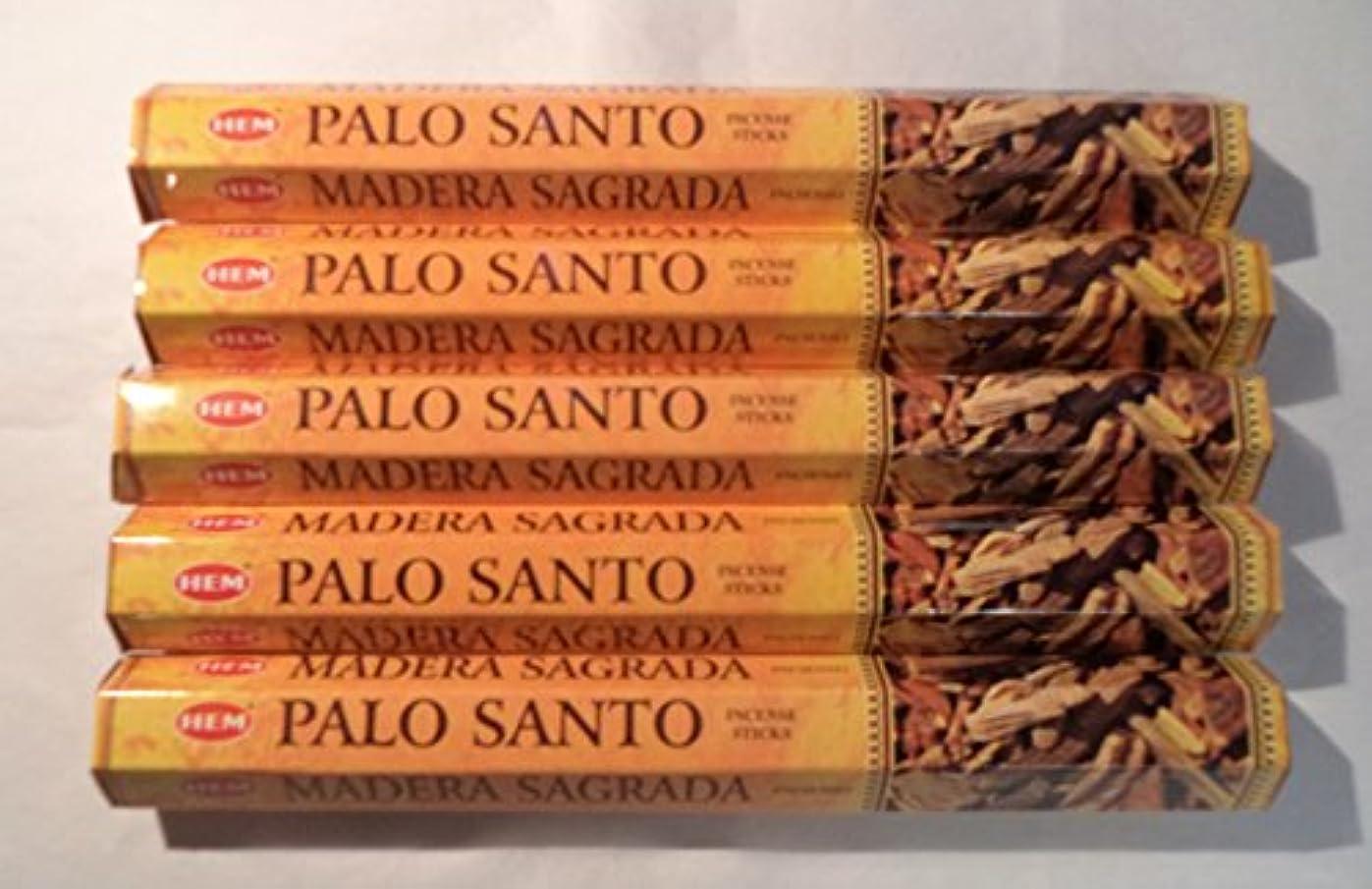 怒るアサーアーティファクトHEM お香 パロサント 聖なる木100本入り 20本入りx5箱