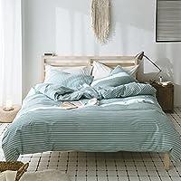 kexinfanキルトカバーWashedコットンfour-pieceセットコットン綿コットンニット綿ベッドシーツキルト、ベッド、J、1.8 M (6フィート) ベッド