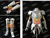 Fate/Grand Order フェイト グランドオーダー FGO 卓の騎士 ガウェイン//ランスロット コスプレ衣装+手甲+靴の鎧 全身鎧