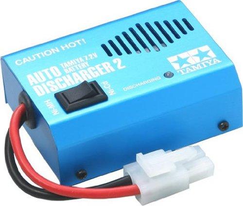 7.2Vバッテリー オートディスチャージャー2 55097