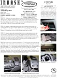 Padholder Edge Series Premium Tablet Dash Kit 06-11 Honda Civic & 06-09 Acura CSX (Canada) for iPad & Other Tablets [並行輸入品]
