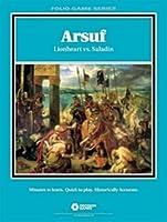 DG: Arsuf, Lionheart v Saladin Folio Board Game