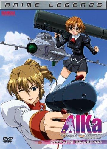 Agent Aika: Anime Legends [DVD] [Import]