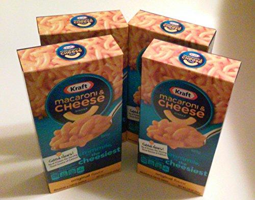 クラフト マカロニ&チーズ チーゼストオリジナル 206g×4個