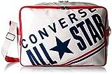 CONVERSE スポーツ [コンバース] ショルダーバッグ エナメル製ショルダー Lサイズ 防水仕様 C1612052