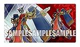 ファイターズ ラバープレイマット Vol.24 カードファイト!! ヴァンガード『クロノジェット・ドラゴン』