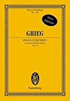 Piano Concerto Op. 16 a Min.
