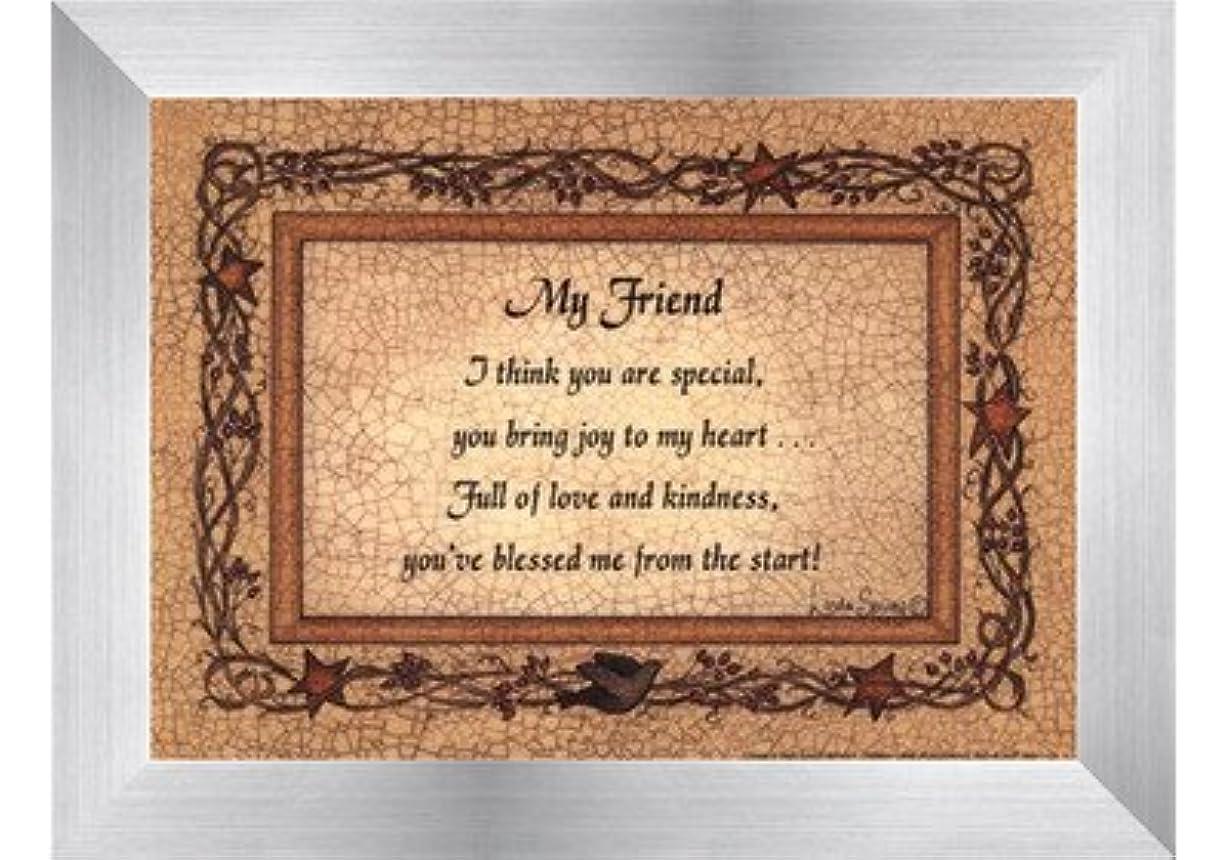 のぞき見責めホースMy Friend by Linda Spivey – 7 x 5インチ – アートプリントポスター LE_160935-F9935-7x5