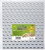 SANKO イージーホーム80シリーズ用 樹脂休足フロアー 半面×2枚セット