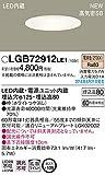 Panasonic LEDダウンライト60形拡散電球色LGB72912LE1
