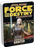 STAR WARS RPG : Force and Destiny–Arbiter specialization Deck