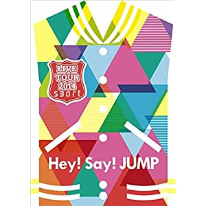 Hey! Say! JUMP LIVE TOUR 2014 smart(通常盤) [DVD]